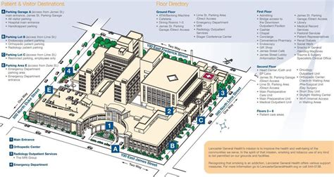 layout hospital lancaster general hospital layout lancasteronline com