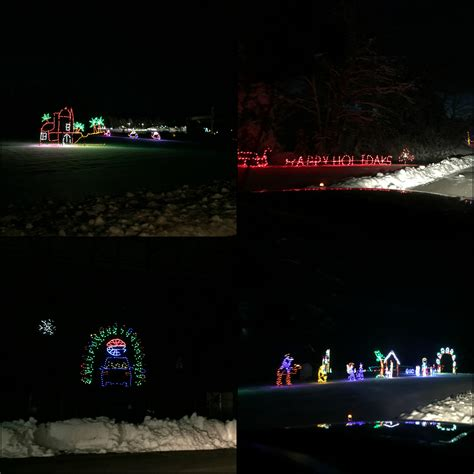 The Gift Of Lights New Hshire Motor Speedway One Of Nhms Lights