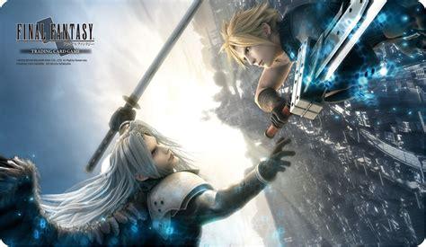 film final fantasy avec zac final fantasy trading card game premium quality play mat