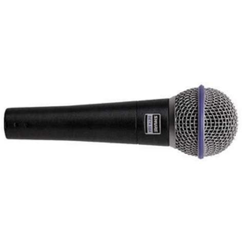 Mic Sure Beta58a shure beta 58a microphone shure beta 58 mic at