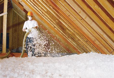 Attic Insulation Installation - dryer vent cleaning kent cleanair solutions