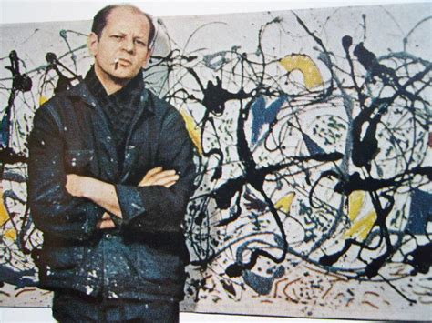 biography of a con artist jackson pollock biography childhood life achievements