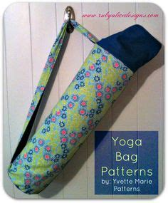 yoga bag pattern amy butler simple yoga bags and amy butler on pinterest