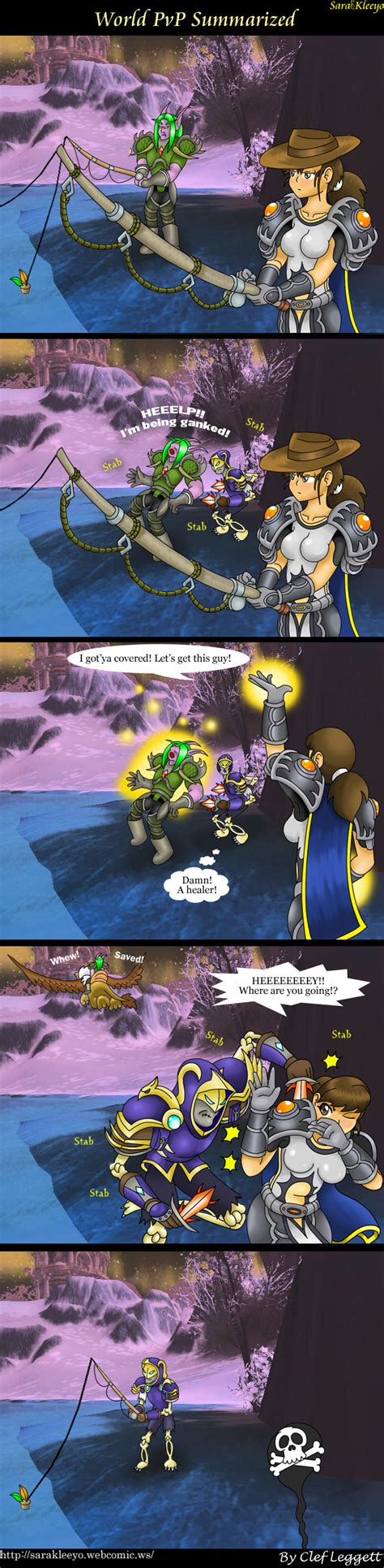 wow its night time world of warcraft funny on world of warcraft pvp and comic