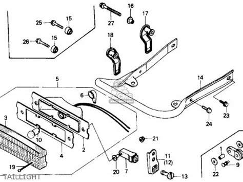 1986 honda vt500c shadow wiring diagram honda vtx 1300r