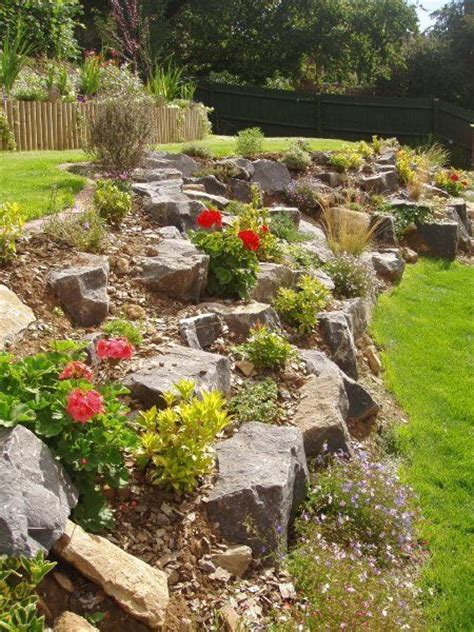 landscaping a hill in backyard backyard landscaping inspiring design ideas for a hill