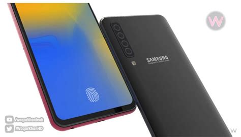 samsung galaxy a10 rendered as follow up to the 4 galaxy a9 concept phones