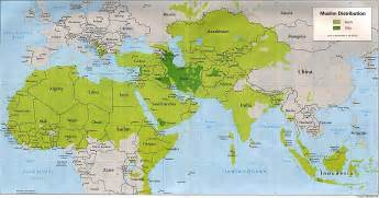 Arab World Map by Maps Of The Arab World