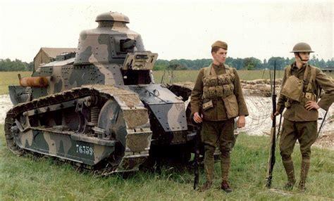 renault f1 tank historia francuskich czołg 243 w renault ft