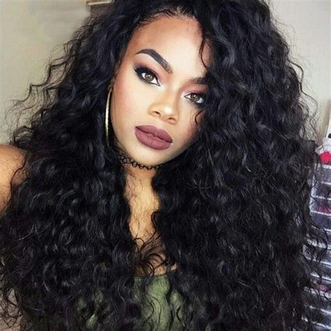 wet and wave design for black women long wet and wavy hair style potos 250 density wet and