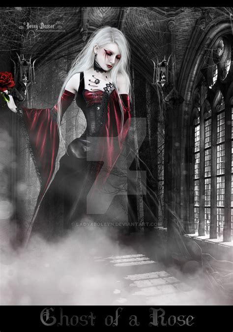 letting go by ladyxboleyn on ghost of a rose by ladyxboleyn on