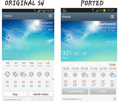 mode galaxy s4 weather widget v1 4 onl android development and hacking