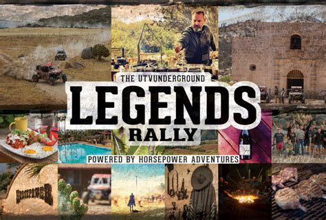 Ragland Boosque the legends rally pine forest promo from utvunderground