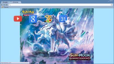themes chrome pokemon pokemon moon chrome themes themebeta