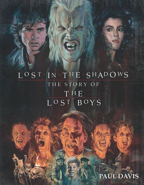 the boy books look at lost in the shadows the story of the lost