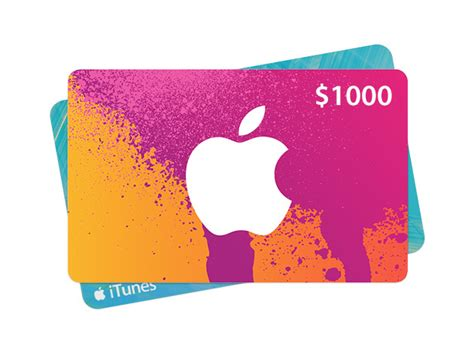 How Do You Enter An Itunes Gift Card - mactrast deals the 1000 itunes gift card giveaway mactrast