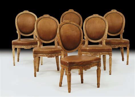 sedie luigi xvi sei sedie luigi xvi francia xix secolo antiquariato e