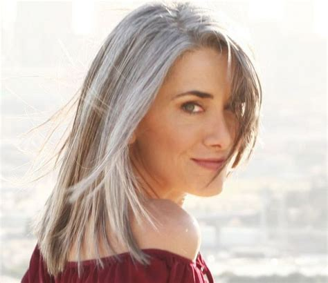 what is best hair for wirey gray hair cabelos brancos personalidade e charme bemvestir 174