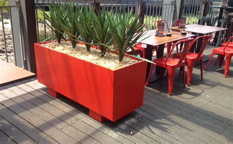 Grc Planter Boxes by Mascot Engineering