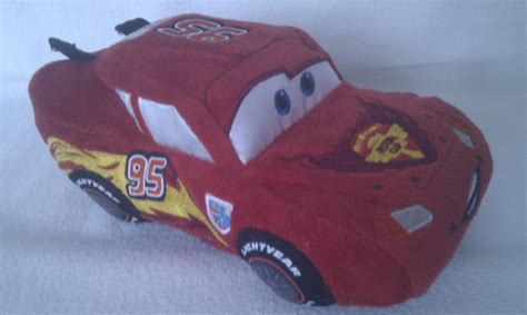 shop for a disney cars lightning mcqueen7 pc bedroom at rooms to go exclusive disney store pixar cars lightning mcqueen plush car