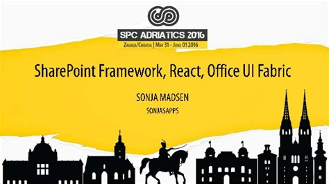 Office Ui Fabric React Sharepoint Framework React And Office Ui Fabric Spc