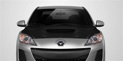 extreme dimensions inventory item   mazda mazda carbon creations