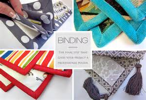a complete step by step for binding quilts throws sew4home