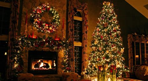 beautifully decorated homes for christmas decoration how to make a house beautiful christmas