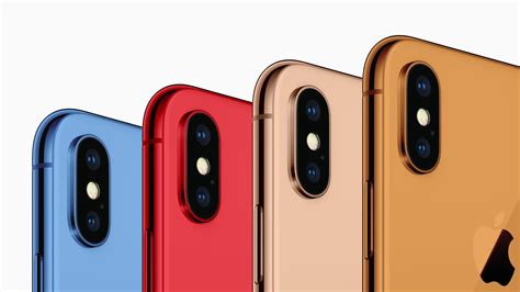 color iphone iphone x new 2018 colors
