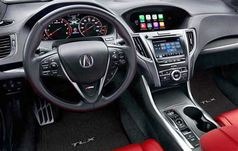 2020 Acura Tlx Interior by 2020 Acura Tlx Release Date And Review Canada