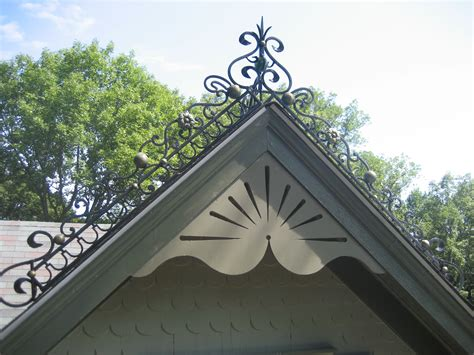 decorative gable trim iron roof cresting ridge cresting mounts sc 1 st arch greenhouses