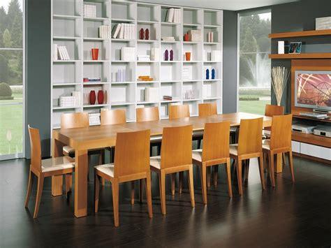 salotti e sale da pranzo tavolo allungabile in legno per salotti e sale da pranzo