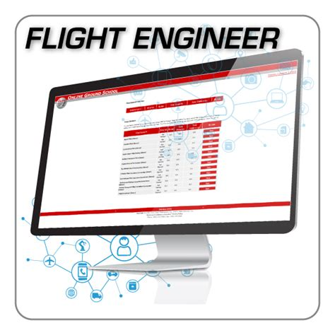 ground school flight engineer gleim aviation