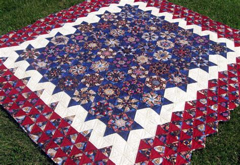 Nautical Patchwork Quilt - nautical wheels patchwork quilt blanket throw or