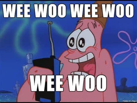 Wee Meme - pristin weewoo but every weewoo is patrick youtube