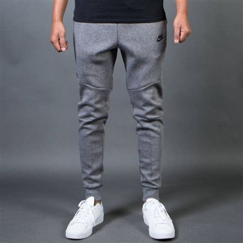 nike men mens nike sportswear tech fleece jogger carbon