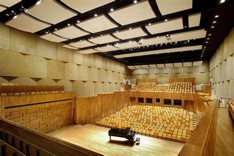 Modern Ceiling Design by Concert Hall
