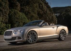 Bentley Continental Speed 2013 Bentley Continental Gt Speed Convertible Extravaganzi