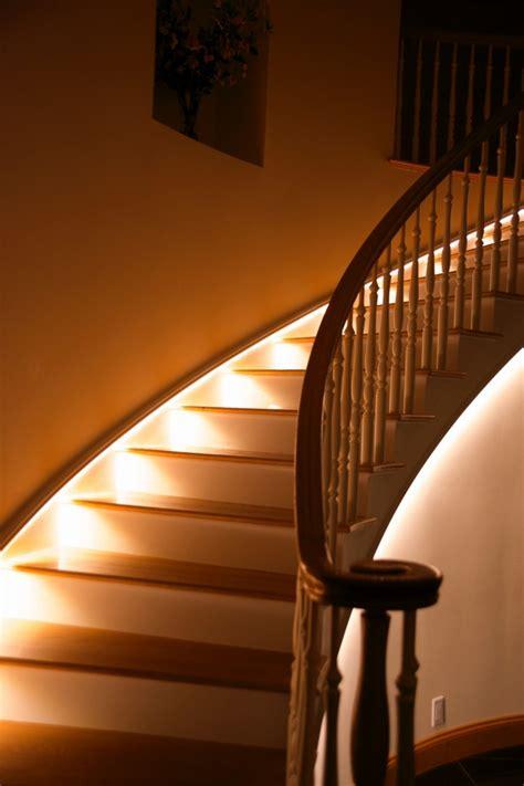 treppenhausleuchten led beleuchtung treppenhaus l 228 sst die treppe unglaublich sch 246 n