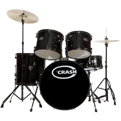 Bd05052015 188 000 1 Set With crash set de batterie five noir accastillage noir