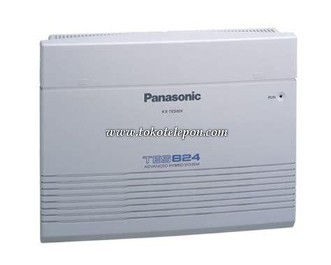 Pabx Panasonic Tes 824 24 Ext 1 jual panasonic pabx kx tes824
