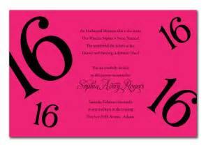 my sweet 16 birthday invitations by invitation consultants ic rlp 457