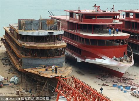 titanic 2 boat being built oil rigs the wave of the future for shipbuilders 1
