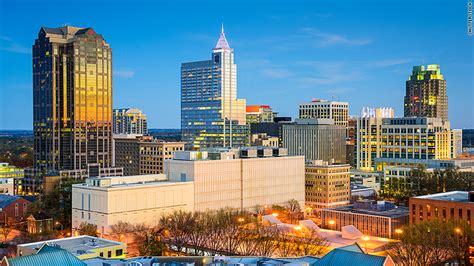 Raleigh Free Detox Places by 1 Raleigh Nc Top 10 Best Cities For Cnnmoney