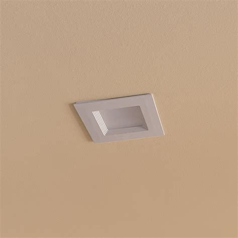 square recessed lighting lowes 6 inch square recessed lighting trim lighting drop