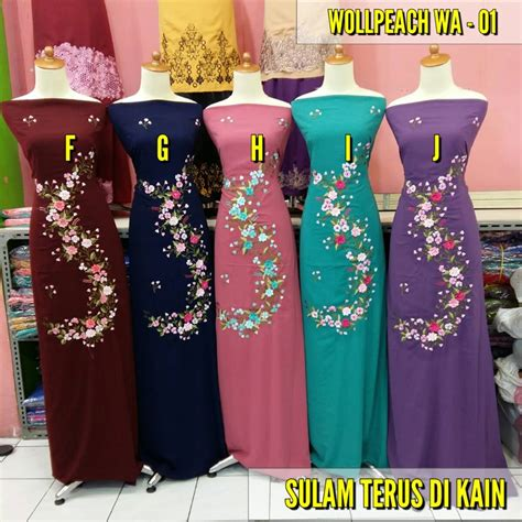 Baju India Import 80 pembekal pakaian wanita dari indonesia model baju india