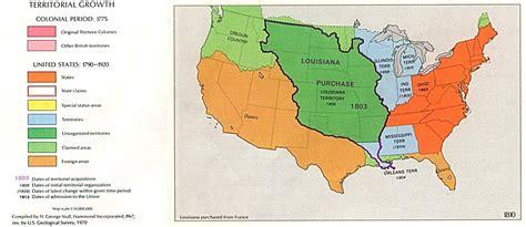 louisiana purchase map key the louisiana purchase carolina digital history