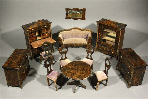 antique dolls house furniture antique dollhouse furniture antique furniture