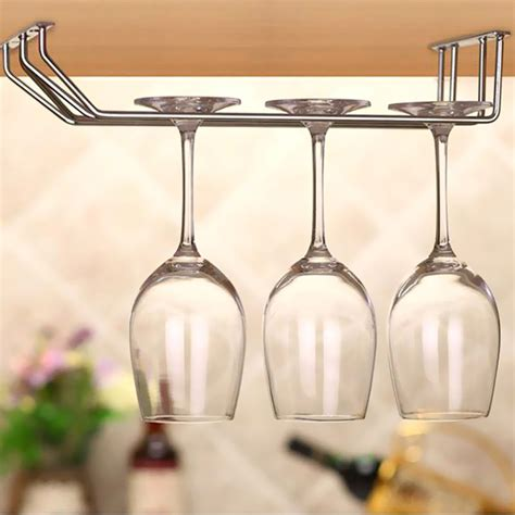 cabinet stemware holder aliexpress buy wine cup wine glass holder hanging
