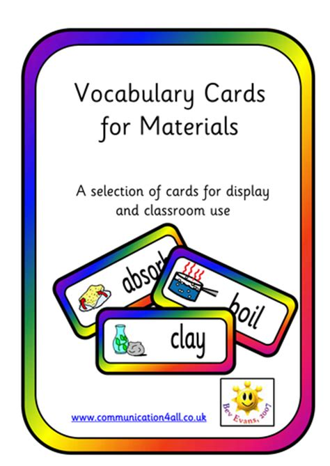 card materials uk search uk teaching resources tes